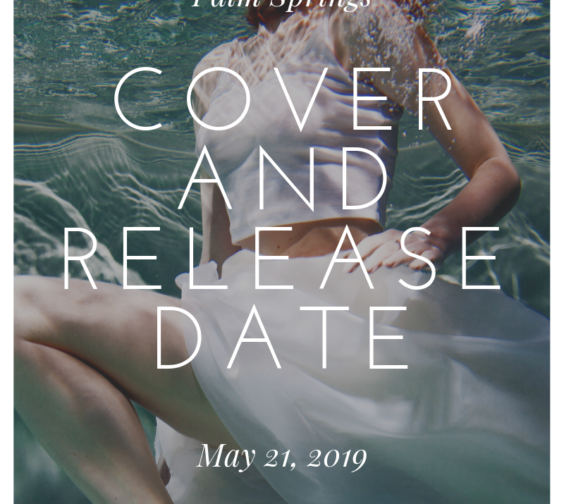 Palm Springs Cover & Release Date